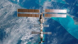 ISS nad naszymi głowami? NASA wyśle SMS-a