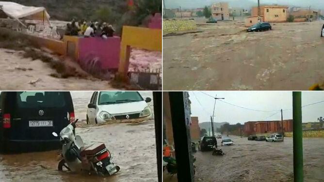 Powodzie błyskawiczne w Maroku. <br />Zginęło co najmniej siedem osób