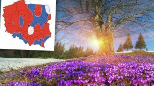 Marzec zimowy czy wiosenny? Wstępna prognoza