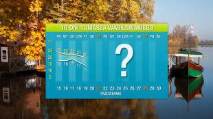 Pogoda na 16 dni: odliczanie do końca babiego lata