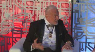 Buzz Aldrin wspomina wystrzelenie Apollo 11