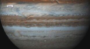Dźwięki z Kosmosu - Juno (NASA/soundcloud.com)