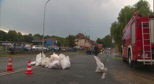 Interwencje na terenie powiatu wałbrzyskiego