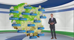 Prognoza pogody na piątek 23.10